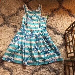 Lilly Pulitzer Shorley blue dress